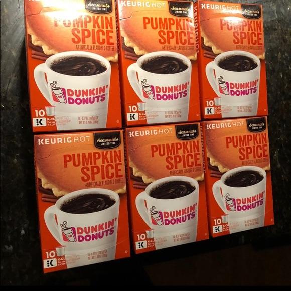 a4fc0c16a511f Pumpkin Spice Coffee K Cups Pods Keurig